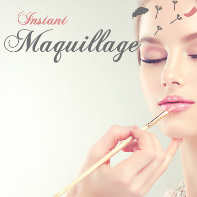 instant maquillage